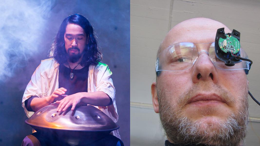 Takao Minemoto and Audun Eriksen