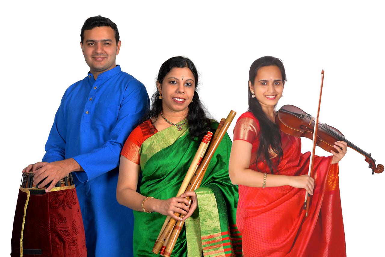 Shantala Subramanyam Trio