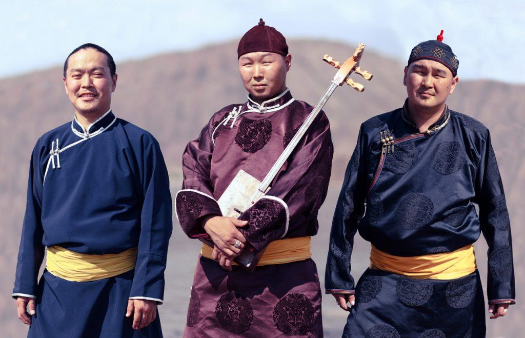 Alash trio