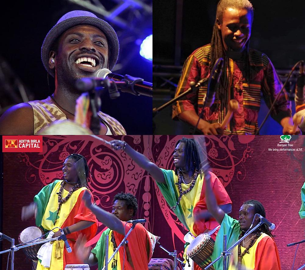 Dawda Jawobart - Cheikh Ibrahima Fall - Lions of Africa